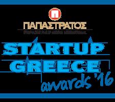 """Η Δανάη Αντωνοπούλου βραβεύθηκε ως Νέα Γυναίκα Επιχειρηματίας στα """"Παπαστράτος Startup Greece Awards 2016"""""""
